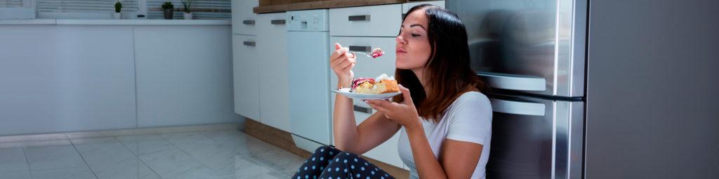como eliminar la ansiedad para perder peso