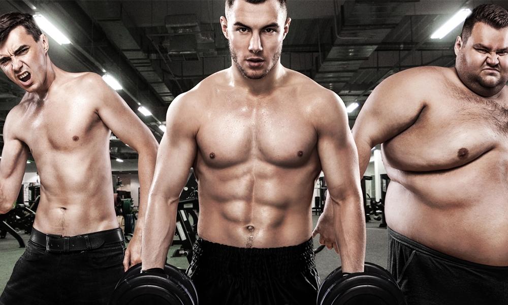 SOMATOTIPOS – Cuál es el mejor entrenamiento según tu tipo de cuerpo