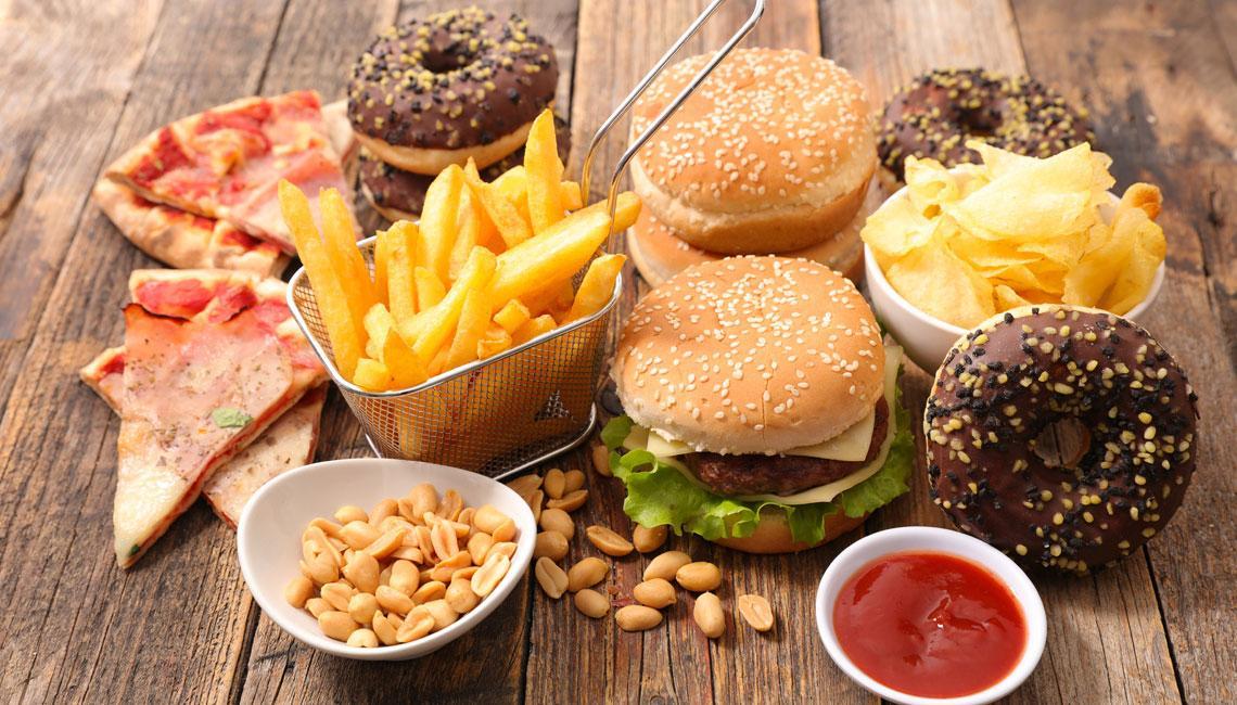 6 alimentos que no deberías comer nunca