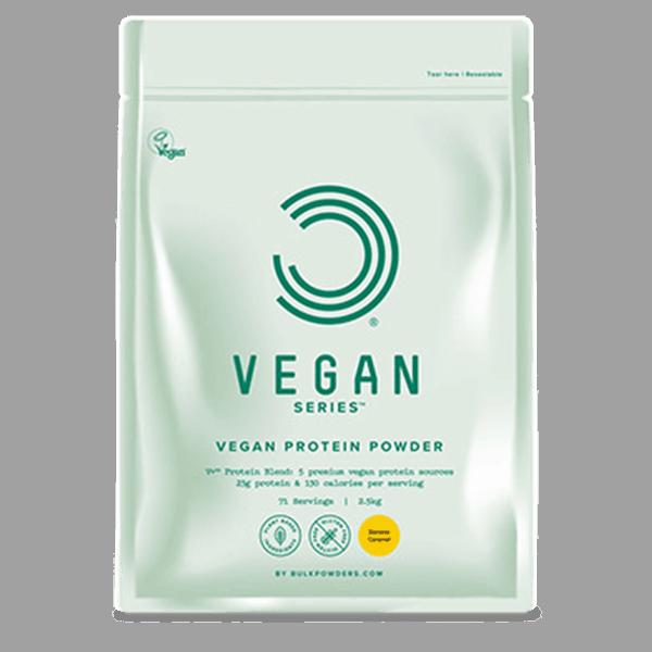 proteina vegana en polvo