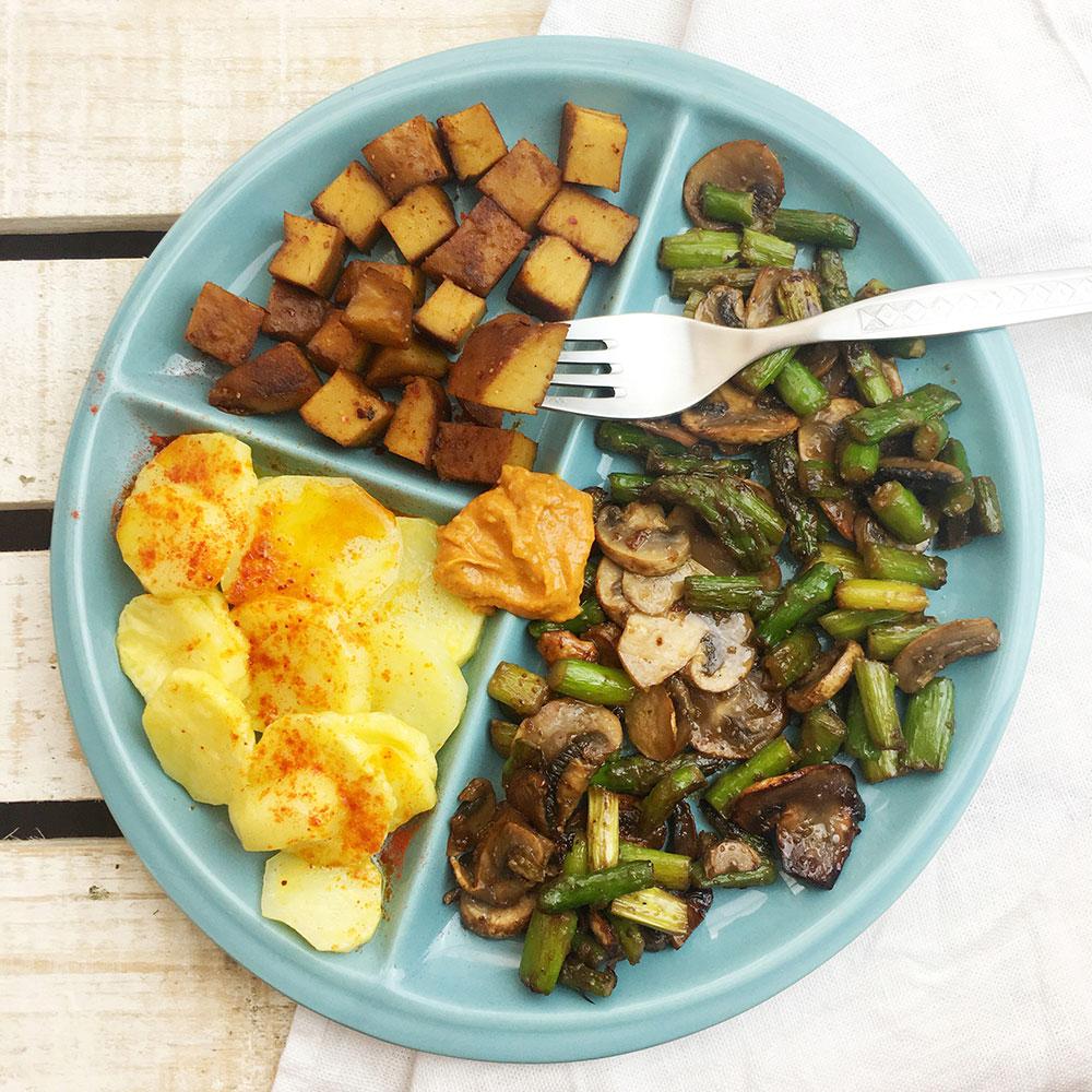 como hacer una dieta vegana perfecta